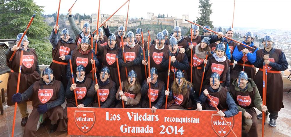 Organización Evento Convención de empresa Vileda Granada