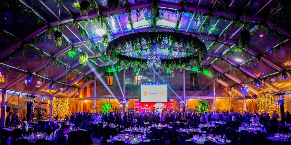 Organización Evento Cena de Empresa Grupo agroaliment 2018