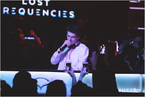 Lost Frequencies evento Tomorrowland Mazda