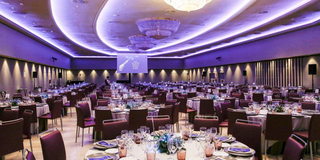 Organización evento cena de navidad empresa servihabitat