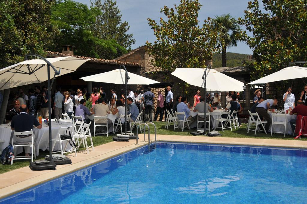 Organización evento convención operaciones Gallina Blanca
